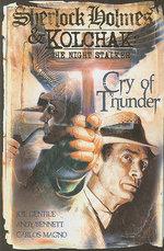 Sherlock Holmes and Kolchak the Night Stalker: Cry of Thunder