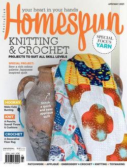 Australian Homespun - 12 Month Subscription