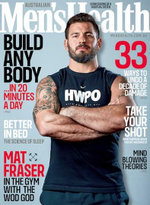 Men's Health - 12 Month Subscription