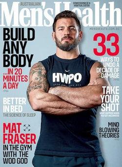Men's Health - 12 Month Subscription
