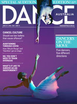 Dance Australia - 12 Month Subscription