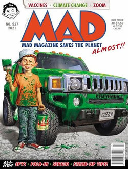 MAD Magazine - 12 Month Subscription