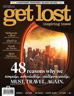 get lost Travel Magazine - 12 Month Subscription