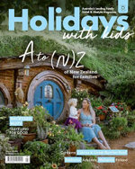 Holidays with Kids - 12 Month Subscription