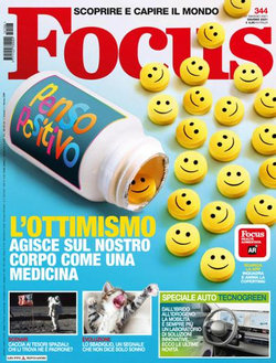 Focus Italy - 12 Month Subscription