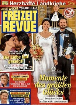 Freizeit Revue (Germany) - 12 Month Subscription