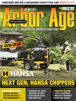 The Australian Arbor Age - 12 Month Subscription