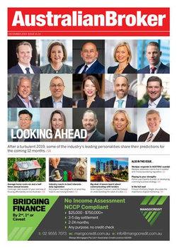 Australian Broker - 12 Month Subscription