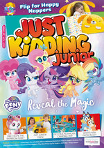 Just Kidding Junior - 12 Month Subscription