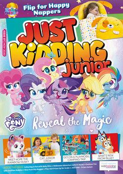 Just Kidding Junior - 12 Month Subscription