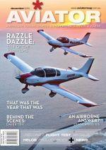 Aviator Magazine - 12 Month Subscription
