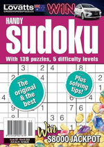 Lovatts Handy Sudoku - 12 Month Subscription