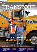 WA Transport Magazine - 12 Month Subscription