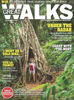 Great Walks - 12 Month Subscription