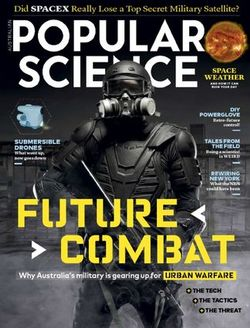 Popular Science - 12 Month Subscription