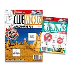 Lovatts Arrowords Bundle - 12 Month Subscription