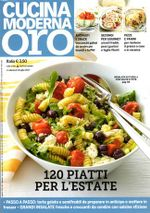 Cucina Moderna Oro (Italy) - 12 Month Subscription