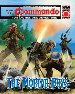 Commando (UK) - 12 Month Subscription