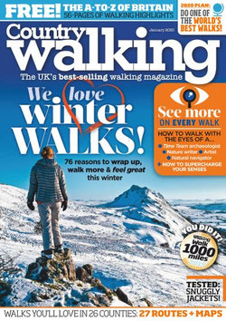 Country Walking (UK) - 12 Month Subscription