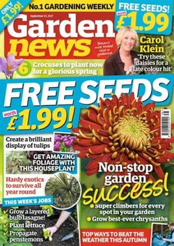 Garden News (UK) - 12 Month Subscription