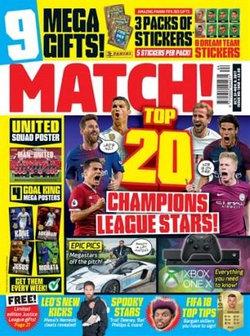 Match (UK) - 12 Month Subscription