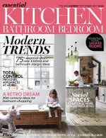 Essential Kitchen Bathroom Bedroom Magazine (UK) - 12 Month Subscription
