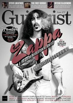 Guitarist (UK) - 12 Month Subscription