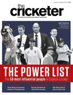 The Cricketer (UK) - 12 Month Subscription