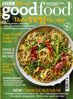 BBC Good Food (UK) - 12 Month Subscription