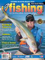 New South Wales Fishing Monthly - 12 Month Subscription