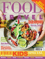 Food and Travel (UK) - 12 Month Subscription