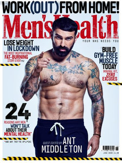 Men's Health (UK) - 12 Month Subscription