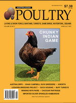 Australasian Poultry - 12 Month Subscription