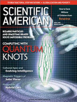 Scientific American (USA) - 12 Month Subscription