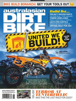 Australasian Dirt Bike - 12 Month Subscription