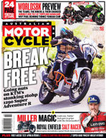 Australian Motorcycle News - 12 Month Subscription