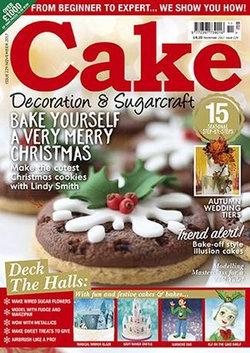 Cake Decoration & Sugarcraft (UK) - 12 Month Subscription