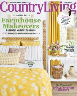 Country Living USA - 12 Month Subscription