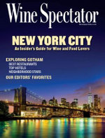 Wine Spectator - 12 Month Subscription