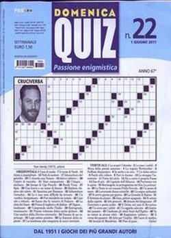 Domenica Quiz (Italy) - 12 Month Subscription