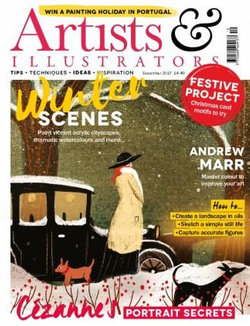 Artists & Illustrators (UK) - 12 Month Subscription