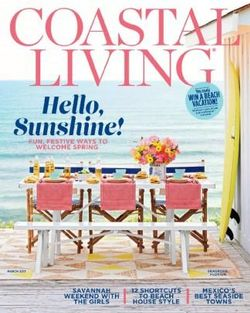 Coastal Living (UK) - 12 Month Subscription