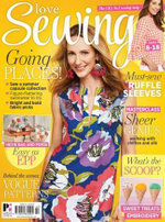 Love Sewing (UK) - 12 Month Subscription