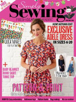 Simply Sewing (UK) - 12 Month Subscription
