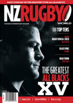 NZ Rugby World (NZ) - 12 Month Subscription