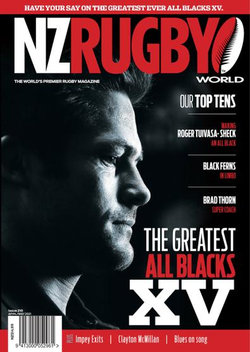 NZ Rugby World (NZ) - 12 Month Subscription