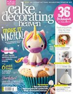 Cake Decorating Heaven (UK) - 12 Month Subscription