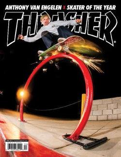 Thrasher (USA) - 12 Month Subscription
