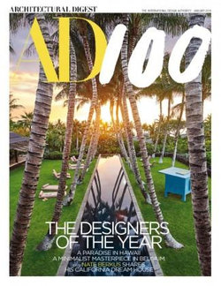 ARCHITECTURAL DIGEST (USA) - 12 Month Subscription