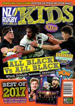 NZ Rugby World KIDS - 12 Month Subscription